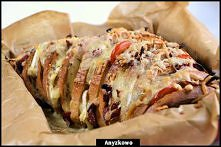 Chlebowa zapiekanka