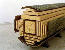 kreatywność+ drewno