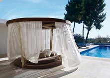 łóżko na ogród