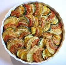 baked seasoned veggies