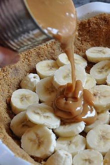 bananowe ciasto mniam :)