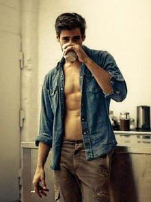 Chciałabym taki widok rano w kuchni... <3