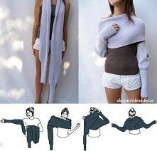 szalik / sweter :D