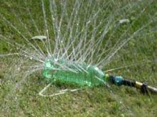 Soda Bottle Sprinkler!!!!