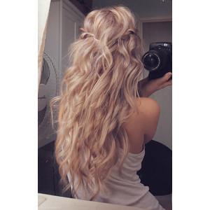 Długie Włosy Na Fryzury Damskie Zszywkapl