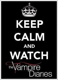Watch The Vampire Diaries!
