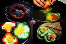 ciekawe śniadanie ;)
