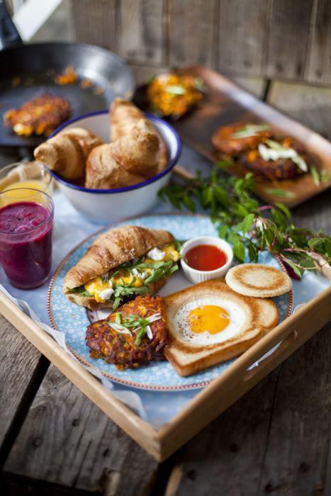 Idealne śniadanie Do łóżka Na Pyszności 3 Zszywkapl
