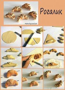 Jak zrobić croissanta
