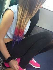 ombre ;*