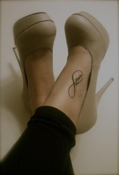 Tatuaż Na Stopie Na Tatoo Zszywkapl