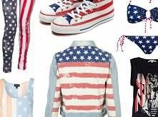 jeżeli też jesteście wielkimi fankami ubrań z motywami flagi amerykańskiej, namawiam do odwiedzenia New Yorkera:) leginsy- 39.99<3