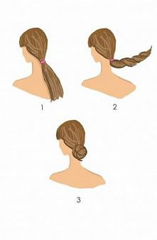 3 fryzury a moze byc tylko 1