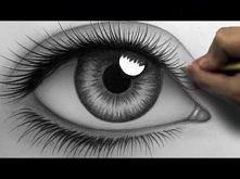 Jak narysować piękne, realistyczne oko.