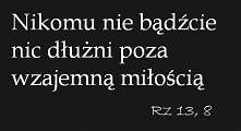 Rz 13, 8
