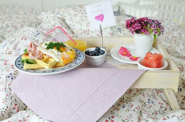 śniadanie Do łóżka Na Jedzenie 3 Zszywkapl