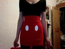 Spódniczka Minnie.