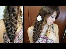 Pomysł na świetną fryzurę :)