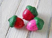 żołędziowe truskawki czyli odrobina lata jesienią