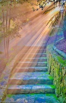 magiczne schody :)