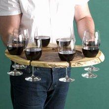 taca na wino