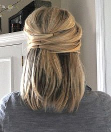 Śliczne fryzury 38