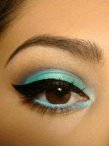 mmmmmmm....mój makijaż na letnie imprezy ;)