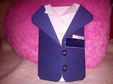 kartka w garniturze ;)