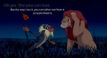 lion king the past can hurt