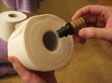 Sposób na zapach w WC