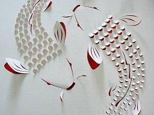 Ryby z papieru