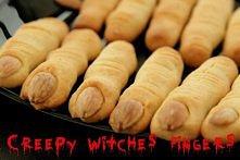 przekąska na Halloween :)