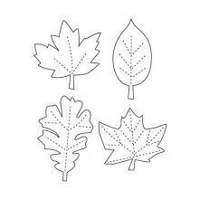 liście szblony