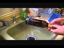 Jak przeciąć butelkę