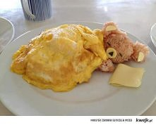 miś :) na śniadanko