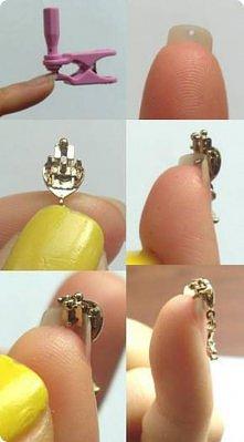 BiżuteriaBiżuteria / Jeinno  Miłośniczki biżuterii i perfekcyjnego manicure mogą już oszaleć dla ozdób do paznokci. I to nie byle jakich, bo wykonanych ze szlachetnych materiałó...