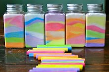 Kolorowa sol:)