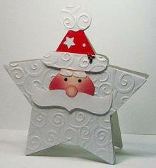 kartka Święty Mikołaj