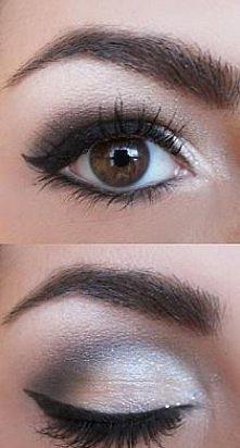 makijaż oka :)