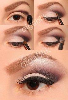 sliczny makijaż