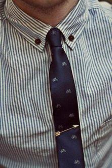 perfect tie + clip