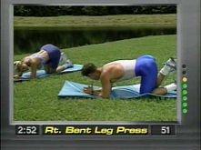 Trening na uda i pośladki(8 Minute Buns) ;)