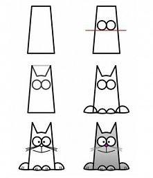 Rysujemy kota :D