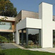 Corkellis House / Anglia – nowoczesny dom w stylu retro