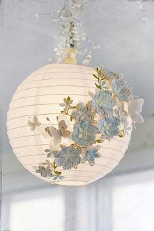 Motylkowa lampa