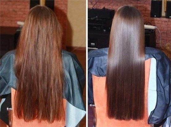 maseczka na włosy