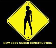 Nowe ciało w budowie :)