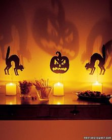 cień halloween