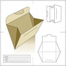 Drukujesz, wycinasz, sklejasz i pudełeczko gotowe :)