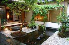 japoński ogródek zen